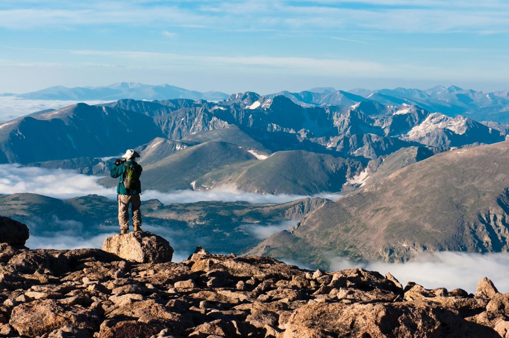 Extra Long Day Hiking and Peak Ascents - Colorado Wilderness Rides and Guides