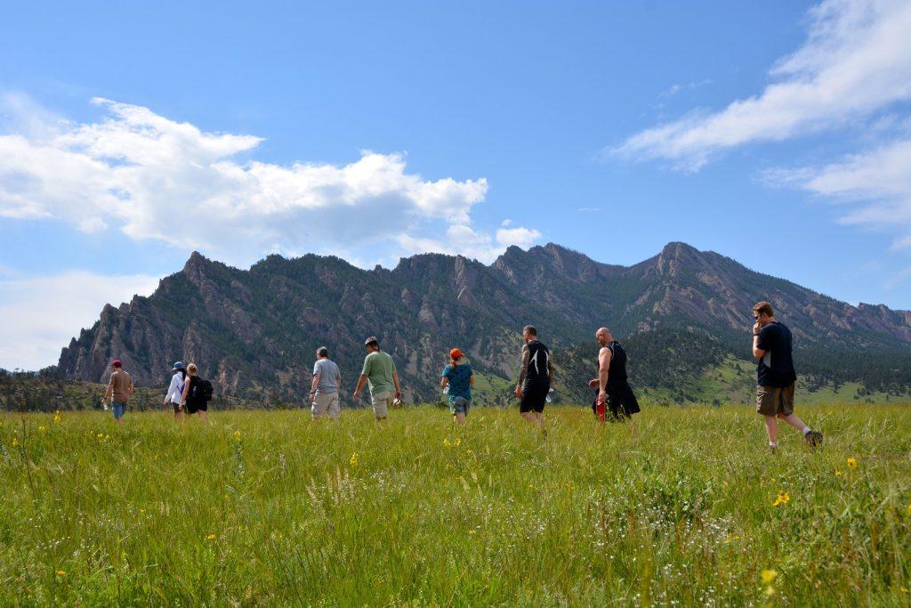 Mesa Trail Colorado Hiking Tours