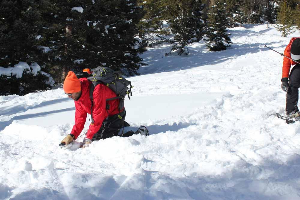 AAIRE Avalanche Course