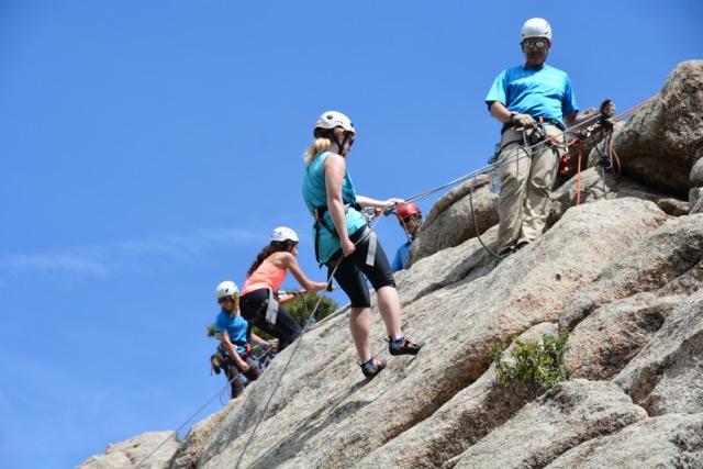 Boulder Rock climbing Trips