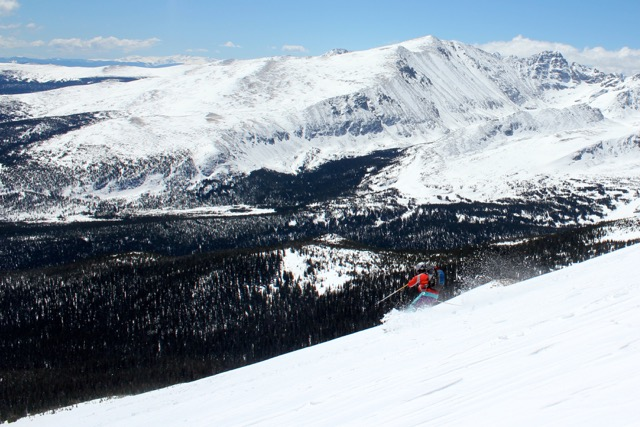 Rocky Mountain National Park Ski Tours And Descents