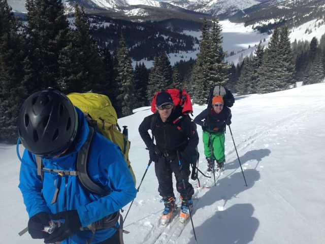 Indian Peaks Wilderness Area Ski Tours