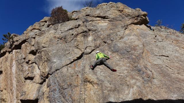 Rock Climbing Adventures in Colorado