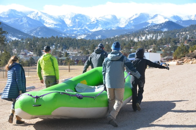 CROA - Colorado Rafting Outfitting Association - Collaboration