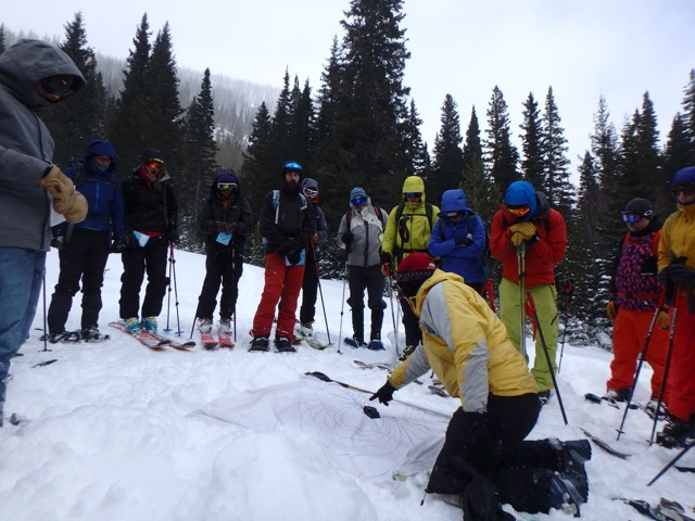 Inclusive AIARE Avalanche Courses with Colorado Wilderness Rides And Guides