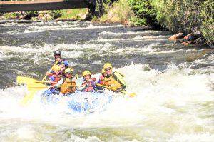 Beginner Clear Creek Rafting - Colorado Wilderness Rides And Guides