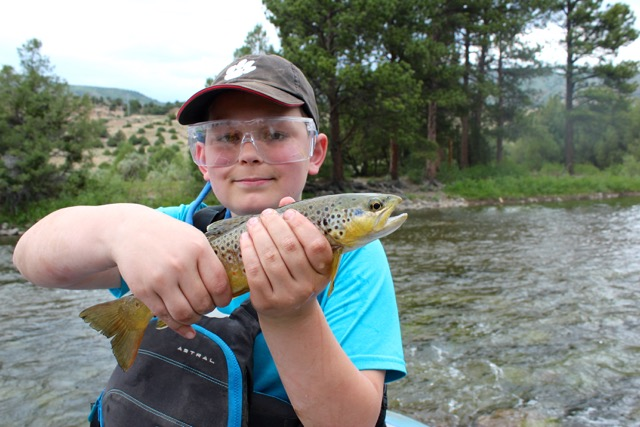 Fly fishing vail winterpark breckenridge keystone and for Colorado fishing trips
