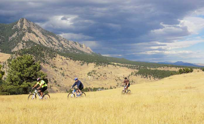 Boulder Bike Tours - Colorado Wilderness Rides And Guides