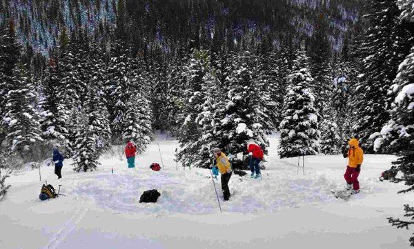 Colorado Avalanche Rescue Training Course
