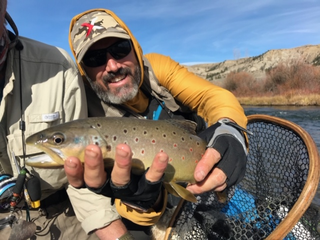 Winter Fly Fishing Trips in Upper Colorado River - Colorado Wilderness Rides And Guides