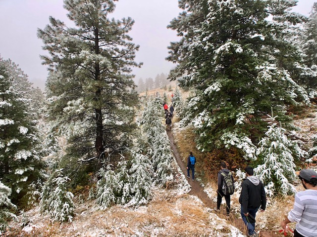 Boulder and Denver Winter Guided Hiking Tours - Colorado Wilderness Rides And Guides