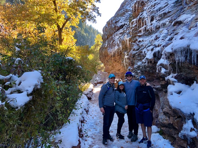 Denver and Boulder Winter Hiking Tours - Colorado Wilderness Rides And Guides