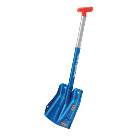 BCA B-1 Snow Shovel - Reviewed by Colorado Wilderness Rides And Guides