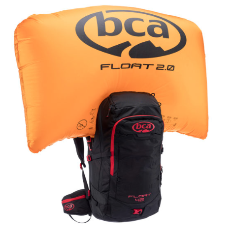 BCA Float 42 Airbag - Gear review by Colorado Wilderness Rides And Guides