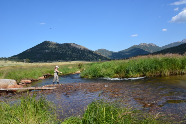 Rocky Mountain National Park Backpacking Fly Fishing Trips