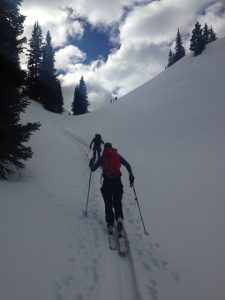 The joys of backcountry touring with Colorado Wilderness Rides And Guides