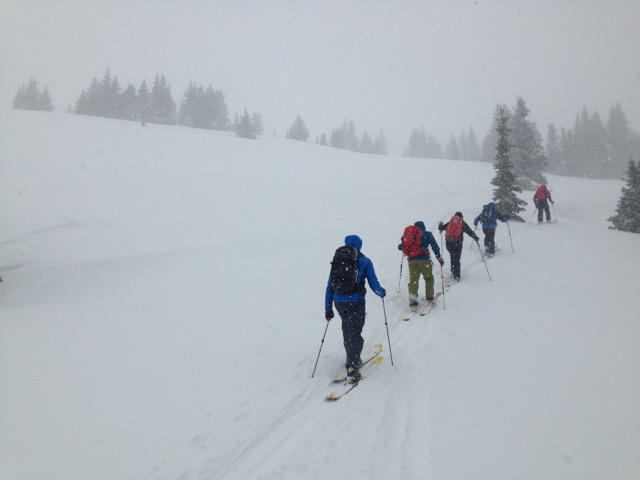 Colorado Backcountry Guided Hut Tours