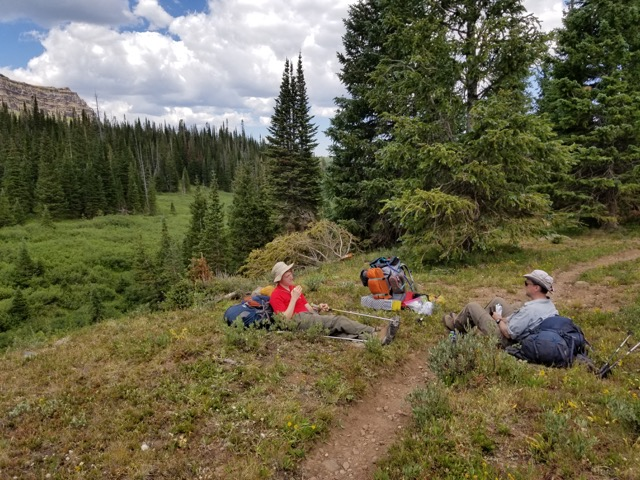Boy Scouts Camp Backpacking Trips 2018 with Colorado Wilderness Rides And Guides