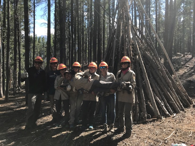 First Tribal Summit for Natives Outdoors Community Service with NPS