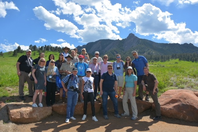 Boulder 2018 Denver IPW - A Partnership of Visit Denver, Colorado Tourism Office and Travel USA