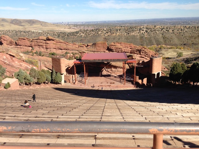 Red Rocks Sightseeing Tours in Denver