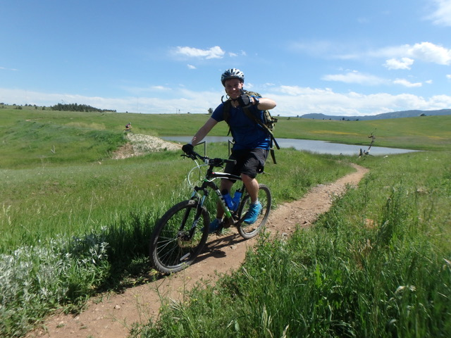 Guided Boulder Mountain Biking Tour with Colorado Wilderness Rides And Guides