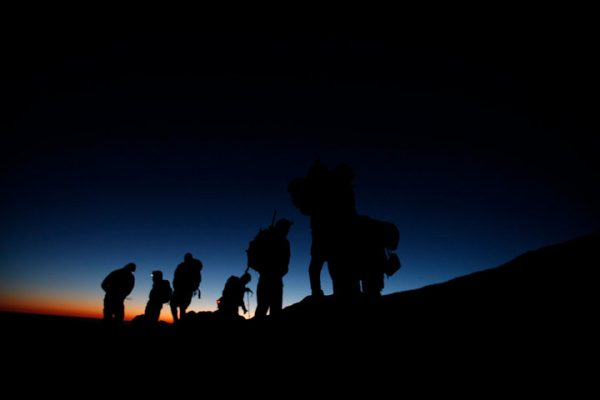 Rocky Mountain National Park Sunrise Hike
