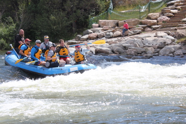 Poudre River – Whitewater Rafting Near Estes Park and Fort Collins