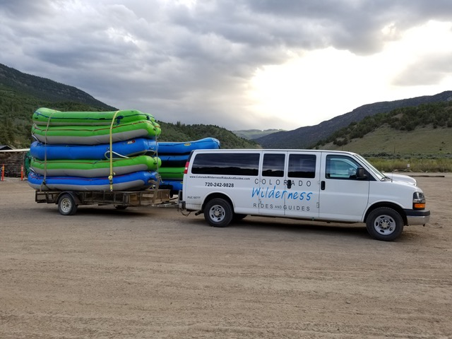 Colorado Wilderness Rides And Guides Whitewater Rafting Tours