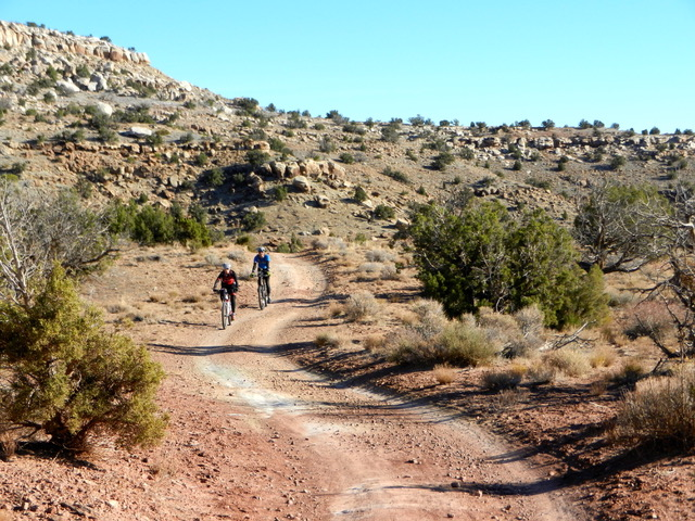 Fruita Guided Mountain Biking Trips with Colorado Wilderness Rides And Guides