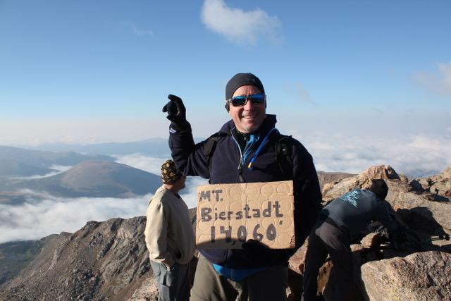 Mt Bierstadt Summit Colorado Wilderness Rides And Guides
