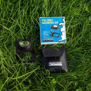 Brooks-Range Mountaineering Folding Magnifier x10