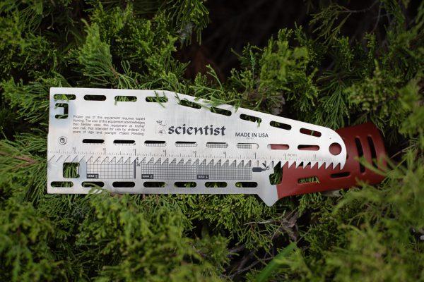 Brooks-Range Scientist Folding Snow Saw Avalanche RHT 35