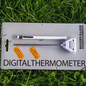 digital snow thermometer