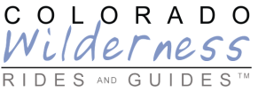 Colorado Wilderness Rides and Guides Logo