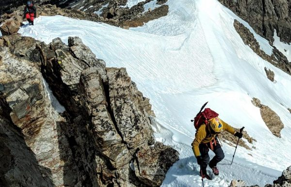 Mountaineering Colorado Mountains