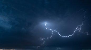 DIA Lightning Storm