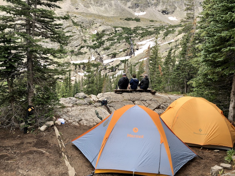 Ouzel Lake Backpacking with Colorado Wilderness Rides And Guides